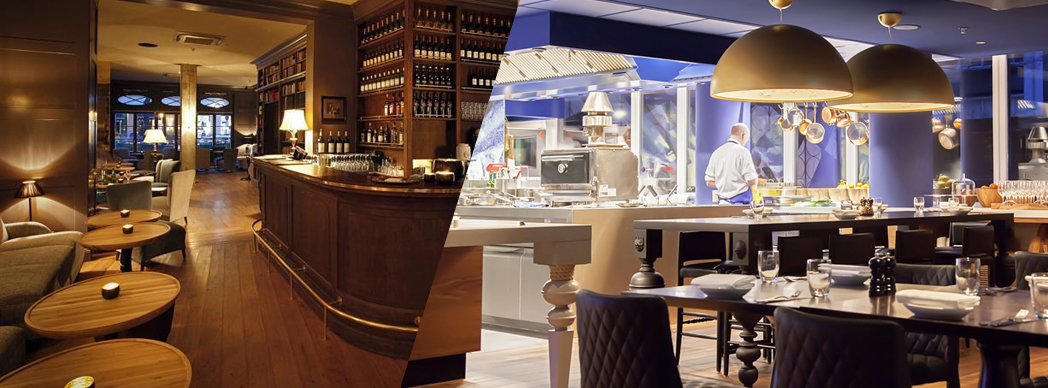 Experts in custom-made design for Hotels and Restaurants